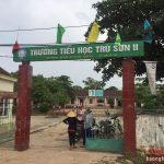 Vì sao 154 học sinh ở Trường Tiểu học Trù Sơn II (Đô Lương) nghỉ học?