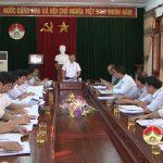 UBND huyện tổ chức hội nghị kế hoạch phát triển kinh tế xã hội giai đoạn 2016 – 2020