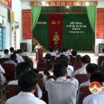 Đại biểu HĐND tỉnh, huyện tiếp xúc cử tri tại xã Xuân Sơn