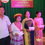 Khu dân cư xóm 4, 11 và xóm 12 xã Đà Sơn tổ chức kỷ niệm ngày thành lập MTDT thống nhất 18/11