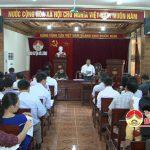 UBND huyện Đô Lương tổ chức hội nghị công tác DS-KHHGĐ