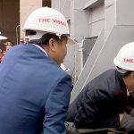 Nhà máy xi măng sông Lam vận hành dây chuyền sản xuất clinke thứ 2