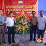 Xóm 4, xã Nhân Sơn tổ chức ngày hội ĐĐK toàn dân