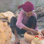 Làng nghề nồi đất truyền thống xã Trù Sơn phát triển