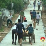 Đông Sơn nỗ lực xây dựng nông thôn mới