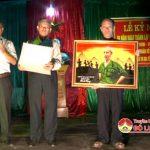 Khối 6, thị trấn tổ chức ngày hội ĐĐK toàn dân