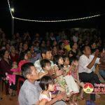 Xóm 7, xã Thịnh Sơn tổ chức hội thi văn nghệ chào mừng 86 năm ngày thành lập MTDT thống nhất