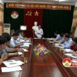 Hội nghị tổng hợp ý kiến cử tri trước kì họp HĐND lần thứ 3