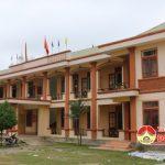 Ban chỉ đạo xây dựng nông thôn mới thẩm định tại xã Tràng Sơn