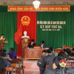 HĐND xã Nam Sơn tổ chức kỳ họp thứ 3 nhiệm kỳ 2016 – 2021