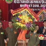 Hội cựu thanh niên xung phong huyện Đô Lương  đại hội nhiệm kỳ 2016 – 2021