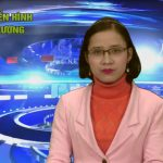 Chương trình thời sự Truyền hìnhĐô Lương ngày 30 tháng 12 năm 2016.