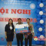 VNPT Vinaphone Đô Lương tổ chức hội nghị tri ân điểm bán hàng