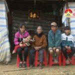 Hoàn cảnh khó khăn của gia đình anh Nguyễn Sỹ Tiệp, xóm 9, xã Nhân Sơn, huyện Đô Lương