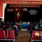 Đảng bộ xã Bắc Sơn tổ chức tổng kết công tác Đảng
