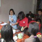 Siêu thị Viettel Đô Lương trao bát cháo tình thương cho các bệnh nhân nghèo