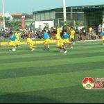 Khai mạc giải bóng đá các lớp năng khiếu nghiệp dư năm 2016
