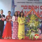 Prudential khai trương văn phòng tổng đại lý tiếu chuẩn mới tại huyện Đô Lương