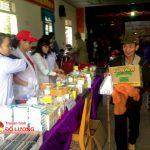 Hội từ thiện Phước Điền khám, phát thuốc miễn phí tại huyện Đô Lương