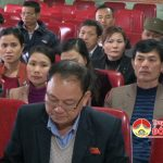 HĐND xã Quang Sơn tổ chức kỳ họp thứ 3- nhiệm kỳ 2016-2021