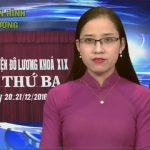 Chương trình thời sự Truyền hình Đô Lương ngày 20 tháng 12 năm 2016.