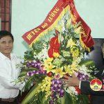 Đồng chí Lê Minh Giang – Phó bí thư thường trực – Chủ tịch HĐND huyện chúc mừng Noel xứ Sơn La