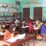 Phòng GD&ĐT huyện Đô Lương tổ chức cuộc thi giáo viên dạy giỏi cấp huyện