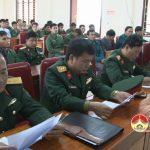 Đô Lương đón nhận quân nhân xuất ngũ 2017