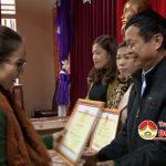 Ngành giáo dục Đô Lương sơ kết học kỳ I, triển khai nhiệm vụ học kỳ II năm hoc 2016-2017