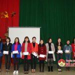 Ngành GD huyện Đô Lương tổng kết hội thi giáo viên dạy giỏi bậc học mầm non