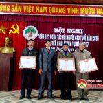 Hội người cao tuổi tổ chức tổng kết phong trào năm 2016
