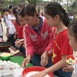 Trường Tiểu học Nam Sơn tổ chức hoạt động trải nghiệm sáng tạo cho học sinh.