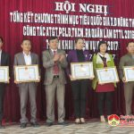 Đô Lương tổng kết chương trình mục tiêu quốc gia xây dựng nông thôn mới