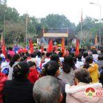 Đô Lương tổ chức lễ giỗ lần thứ 959 Uy Minh Vương Lý Nhật Quang.