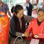 Đô Lương tổ chức lễ mừng thọ đầu năm