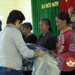 Công ty Prex Vinh tặng quà tết cho người nghèo
