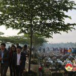 Nhân dân Đô Lương tổ chức tảo mộ đầu xuân