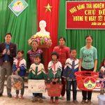 Trường Tiểu học Xuân Sơn tổ chức hoạt động trải nghiệm sáng tạo cho học sinh với chủ đề hương vị ngày tết.