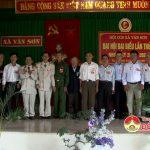 Hội cựu chiến binh xã Văn Sơn tổ chức đại hội đại biểu nhiệm kỳ 2017 – 2022