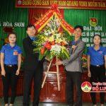Đại hội Đoàn thanh niên Công Sản Hồ Chí Minh Xã Hòa Sơn nhiệm kỳ 2017 – 2022.