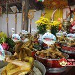 Xã Thái Sơn tổ chức lễ hội Đình Long Thái năm 2017