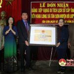 Huyện Đô Lương tổ chức lễ đón nhận Bằng công nhận di tích lịch sử Quốc gia Đền Khai Long xã Tân Sơn