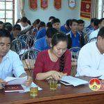 Huyện Đoàn Đô Lương tổ chức hội nghị quán triệt công tác tổ chức Đại hội Đoàn cấp cơ sở nhiệm kì 2017 – 2022.