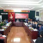 Đô Lương: Kiểm điểm Ban thường vụ Huyện ủy theo tinh thần Nghị quyết Trung ương 4 khóa XII