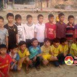 Câu lạc bộ bóng đá Sông Lam Nghệ An tổ chức tuyển chon lớp bóng đá nhi đồng.