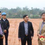 Đô Lương đầu tư  trên 500 triệu đồng xây dựng bãi đỗ xe phục vụ lễ hội đền Quả Sơn