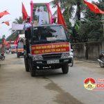 Xóm 2 – xã Đặng Sơn đón nhận danh hiệu khu dân cư văn hóa