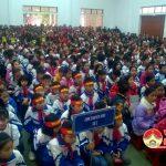 Phòng giáo dục đào tại Đô Lương: Giao lưu học sinh tiểu học