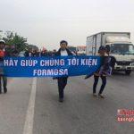 Những hình ảnh tố cáo hành vi vi phạm của ông Nguyễn Đình Thục