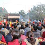 185 tổ chức, cá nhân ủng hộ quỹ bảo tồn, tôn tạo di tích lịch sử Đền Quả Sơn